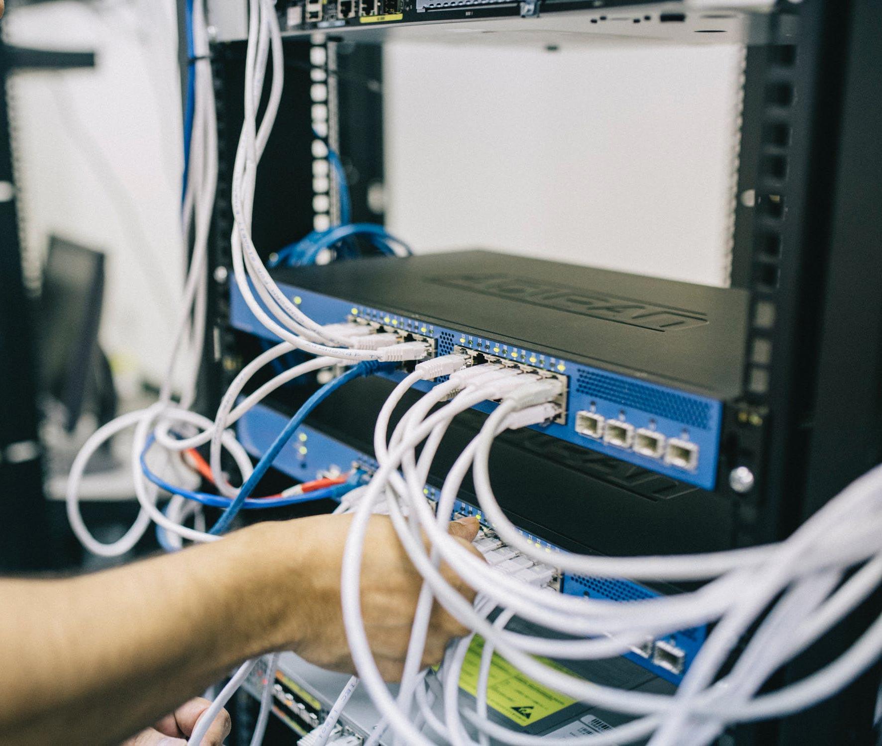 Netzwerk-Installation